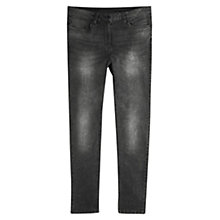 Buy Violeta by Mango Vladi Super Slim Fit Jeans, Open Grey Online at johnlewis.com