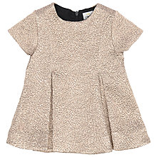 Buy No Added Sugar Baby's Party Dress, Gold Online at johnlewis.com