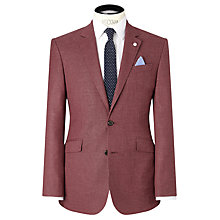 Buy John Lewis Tailored Crosshatch Blazer Online at johnlewis.com