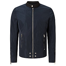 Buy Diesel Edge Clean Jacket, Blue Online at johnlewis.com