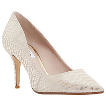 Buy Dune Alina Pointed Mid Heel Court Shoes Online at johnlewis.com