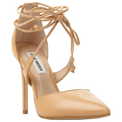Steve Madden Raela Tie Front Cut Away Court Shoes