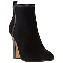 Buy Dune Oke High Block Heeled Ankle Boots Online at johnlewis.com