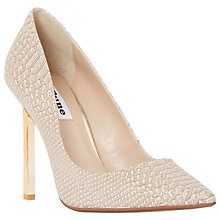 Buy Dune Bacardie High Heeled Stiletto Court Shoes Online at johnlewis.com