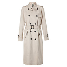 Buy Four Seasons Double Breasted Trench Coat Online at johnlewis.com