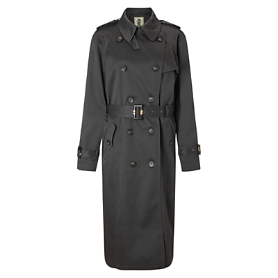 Four Seasons Double Breasted Trench Coat