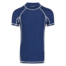 Buy John Lewis Boys' Rash Vest, Navy Online at johnlewis.com