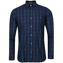 Buy Ted Baker Thepane Checked Shirt Online at johnlewis.com