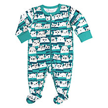 Buy Polarn O. Pyret Baby's Animal Pyjamas Online at johnlewis.com