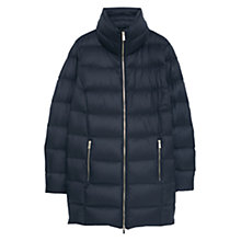 Buy Violeta by Mango Water Repellent Quilted Coat Online at johnlewis.com