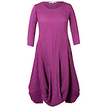 Buy Chesca Crush Pleat Crepe Dress Online at johnlewis.com