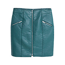 Buy Violeta by Mango Zip Detail Pencil Skirt Online at johnlewis.com