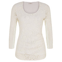 Buy Kaliko Bubble Lace Top Online at johnlewis.com