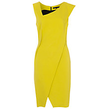 Buy French Connection Lula Stretch Asymmetric Dress Online at johnlewis.com