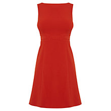 Buy Karen Millen Fun Colourful Mini Dress, Orange Online at johnlewis.com