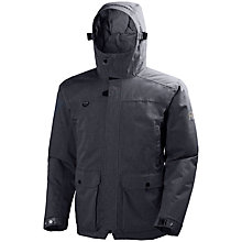 Buy Helly Hansen Brage Waterproof Men's Parka, Navy Online at johnlewis.com