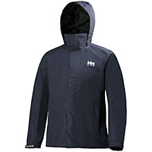 Buy Helly Hansen Dubliner Jacket, Navy Online at johnlewis.com