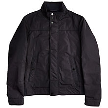Buy BOSS Chaymen Lightweight Jacket, Dark Blue Online at johnlewis.com
