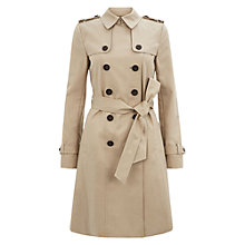 Buy Hobbs London Saskia Trench Coat Online at johnlewis.com