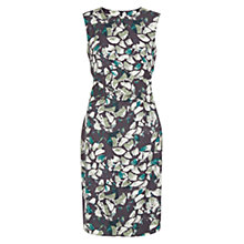 Buy Hobbs Penrose Dress, Cameo Green Online at johnlewis.com