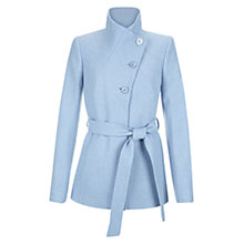 Buy Hobbs Austen Wool Blend Coat Online at johnlewis.com