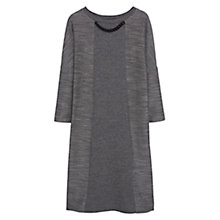 Buy Violeta by Mango Cotton Mix, Grey Online at johnlewis.com