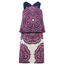 Buy Warehouse Paisley Print Cami Dress, Multi Online at johnlewis.com