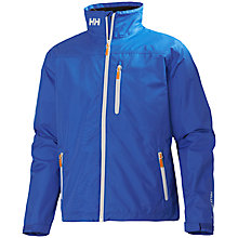 Buy Helly Hansen Crew Midlayer Waterproof Jacket Online at johnlewis.com
