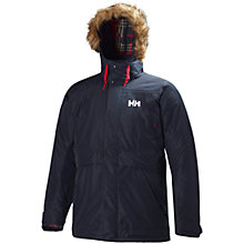 Buy Helly Hansen Coastal Parka Online at johnlewis.com