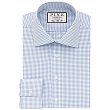 Buy Thomas Pink Flynn Check Super Slim Fit Shirt Online at johnlewis.com