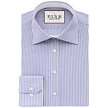 Buy Thomas Pink Hampson Check Slim Fit Shirt Online at johnlewis.com