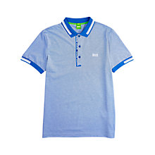 Buy BOSS Green Paule Cotton Polo Shirt Online at johnlewis.com