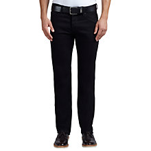 Buy BOSS Orange Orange25 Jeans, Oxford Black Online at johnlewis.com