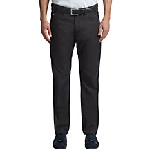 Buy BOSS Green C-Maine Pin Dot Jeans, Black Online at johnlewis.com