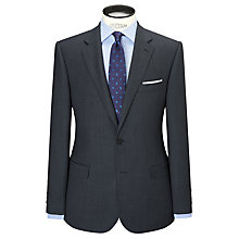 Buy Paul Costelloe Super 100s Birdseye Wool Modern Fit Suit Jacket, Mid Blue Online at johnlewis.com