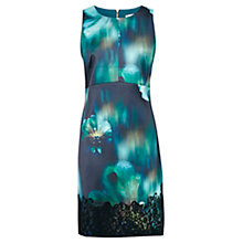 Buy Coast Romy Satin Dress, Multi Online at johnlewis.com