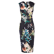 Buy Coast Jagger Print Dress, Multi Online at johnlewis.com