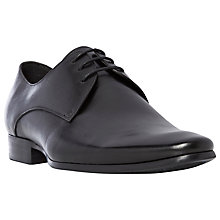 Buy Dune Rick Leather Derby Shoes Online at johnlewis.com