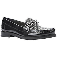Buy Geox Promethea Buckle Detail Loafers Online at johnlewis.com