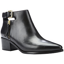 Buy Geox Lia Block Heeled Toe Point Ankle Boots Online at johnlewis.com