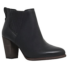 Buy UGG Poppy Stacked Heel Ankle Boots Online at johnlewis.com