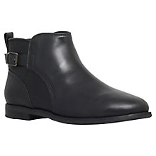 Buy UGG Demi Leather Flat Heeled Chelsea Ankle Boots Online at johnlewis.com