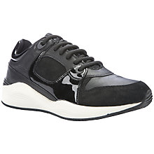 Buy Geox Omaya Flat Lace Up Trainers Online at johnlewis.com