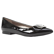 Buy Geox Rhosyn Flat Low Heeled Toe Pointed Pumps Online at johnlewis.com