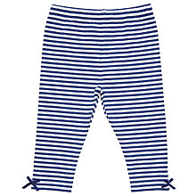 Buy John Lewis Baby Stripe Leggings Online at johnlewis.com