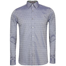 Buy Ted Baker Fil Coupé Shirt Online at johnlewis.com