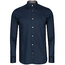 Buy Ted Baker Rainjam Satin Stretch Shirt Online at johnlewis.com
