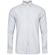 Buy Ted Baker Targetz Circle Print Shirt Online at johnlewis.com