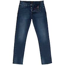 Buy Ted Baker Tatou Tapered Fit Jeans, Dark wash Online at johnlewis.com