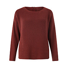 Buy Kin by John Lewis Enlarged Stitch Jumper Online at johnlewis.com